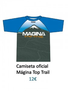 CAMISETA MAGINA TOP TRAIL
