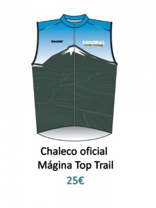 CHALECO MAGINA TOP TRAIL