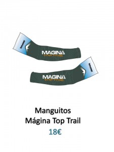 MANGUITOS MAGINA TOP TRAIL