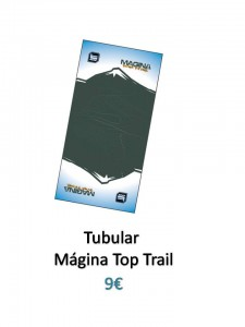 TUBULAR MAGINA TOP TRAIL